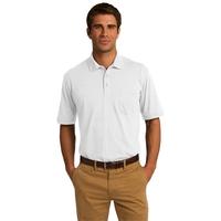 Port & Company Core Blend Jersey Knit Pocket Polo.
