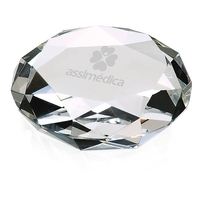 Faceted Paperweight