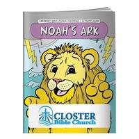 Coloring Book: Noah's Ark