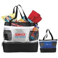 Double Decker Cooler Tote