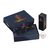 PackEdge (TM) Custom Dozen DT Trusoft (TM) Golf Balls