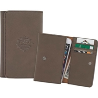 Soft Touch Smart Phone Wallet