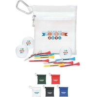 Large Pouch Golf Kit