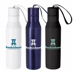 Vacuum bottle with Carry Loop - 18 oz