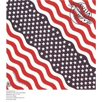Patriotic Bandanna-Import