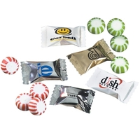 Individually Wrapped Starlight Mints- Peppermint