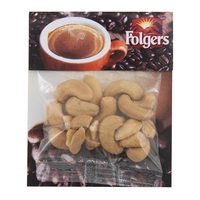 Billboard Full Color Header Candy Bag- with Cashews