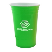16 oz Double Wall Insulated Party Cup
