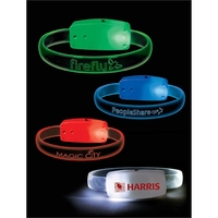 Gecko LED Flashing Lighted Bracelet