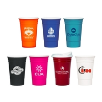 Ibiza 16 Oz. Party Cup for Hot or Cold Beverages