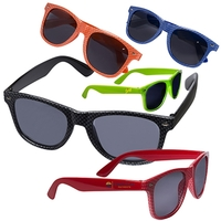 Carbon Fiber Retro Sunglasses