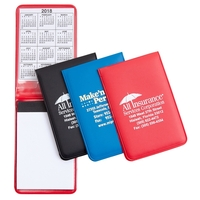 TakeNote Note Jotter With 2 Year Calendar
