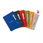 SILVER BLOSSOM POLYPRO NOTEBOOK COMBO