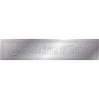 FasTurn® Square Cut Foil Stamped and/or Embossed