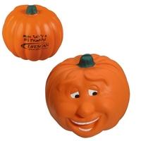 Pumpkin Stress Reliever Smile