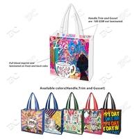 12 x 13 Small Quantity Custom Laminated Bag