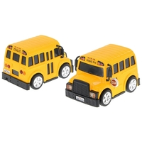 "4.5"" Chubby Champs School Bus"