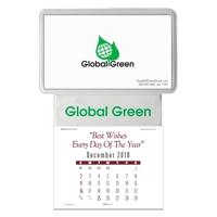 Press-N-Stick™ Business Card Calendar