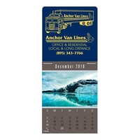 Super-Size Scenic Calendar