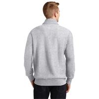 Sport-Tek Super Heavyweight 1/4-Zip Pullover Sweatshirt.