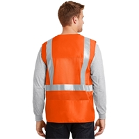 CornerStone - ANSI 107 Class 2 Mesh Back Safety Vest.