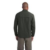 Eddie Bauer - Long Sleeve Performance Fishing Shirt.