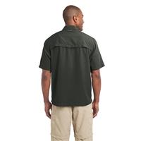 Eddie Bauer - Short Sleeve Performance Fishing Shirt.