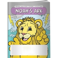Coloring Book - Noah's Ark