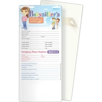 Post Ups™ - Babysitter's Emergency Guide