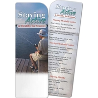 Bookmark - Staying Active and Healthy for Seniors