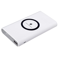Qi Wireless Charging Power Bank 10000 mAh