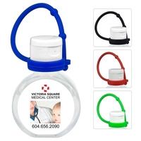 1.0 oz Compact Hand Sanitizer Antibacterial Gel