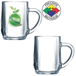 20 oz. Glass Haworth Mugs