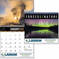 Forces of Nature 2019 Calendar