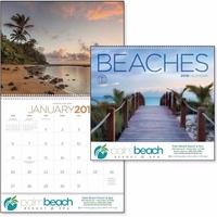 Beaches 2019 Calendar