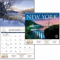 New York 2019 Calendar