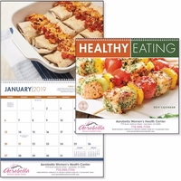 Healthy Eating 2019 Calendar