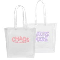 All That Grocery Tote Vinyl