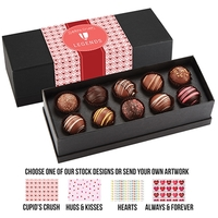 10 Piece Decadent Truffle Box