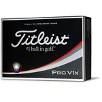 Titleist (R) Pro V1x (TM) Golf Balls