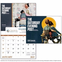 Window The Saturday Evening Post 2019 Appointment Calendar