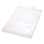"Blank Mylar Pouch For 2 1/4"" x 3 3/4"" Insert Card (Style"