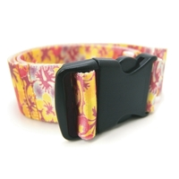 Air Imported Sublimated Luggage Strap