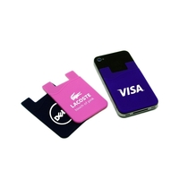 Silkscreened Smart Phone Wallet