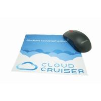 "Full Color Microfiber Mousepad - 7"" x 7"""