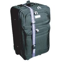 Silkscreened Luggage Strap