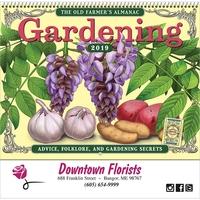 Old Farmer's Almanac® Gardening Calendar - Spiral