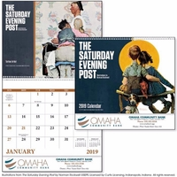 Spiral The Saturday Evening Post 2019 Appointment Calendar