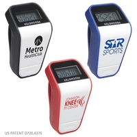 Air Weight Pedometer