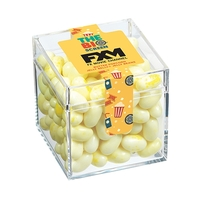 The Big Screen Cube - Butter Popcorn Jelly Belly Jelly Beans